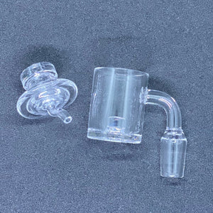Core Reactor 14mm Male Banger & Carb Cap Set