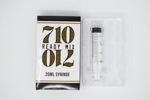 710 20ML Syringe (MSRP $3.00)