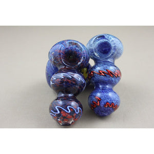 "Frit Dust Ball 4"" Pipes"