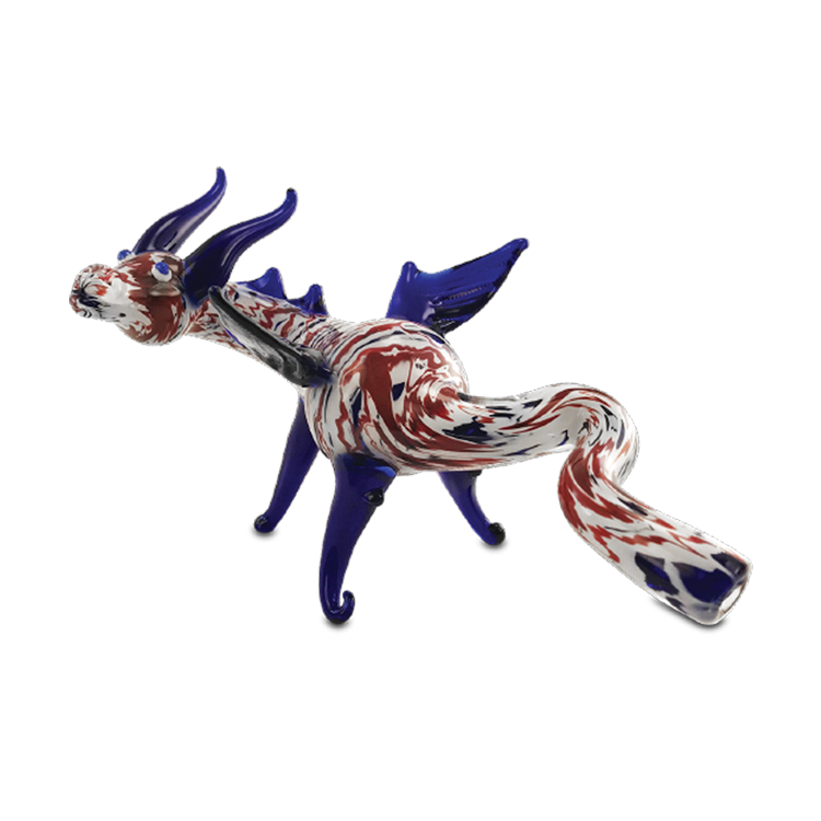 Double Tube Wave Dragon Design