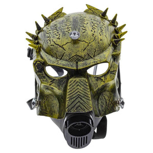 Underground Gas Mask - Gold Predator (MSRP 49.99)