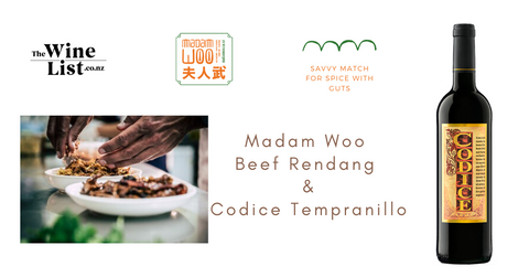 Madam Woo Rendange and Codice