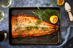 Sumac Roasted Salmon