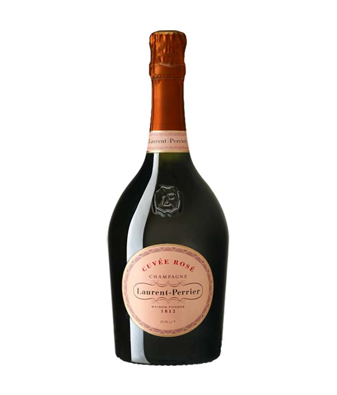 Laurent-Perrier Cuvée Rosé Champagne NV Gift Box