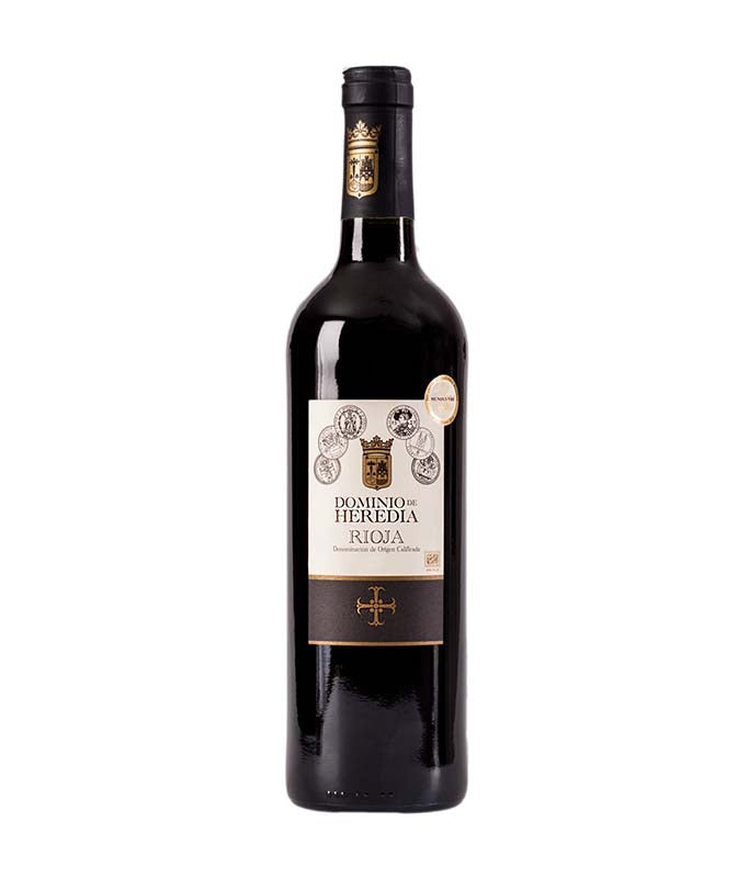 Dominio de Heredia Rioja 2017