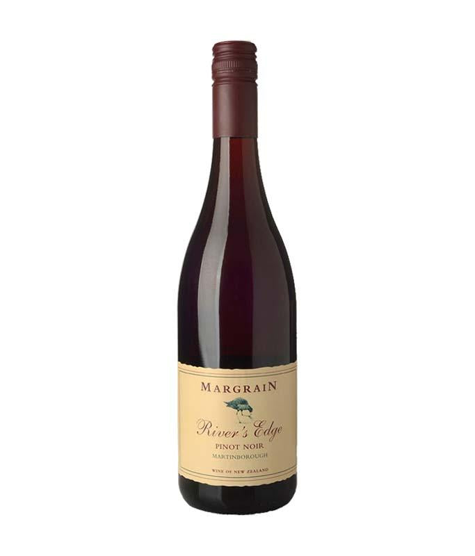 Margrain Rivers Edge Martinborough Pinot Noir 2018