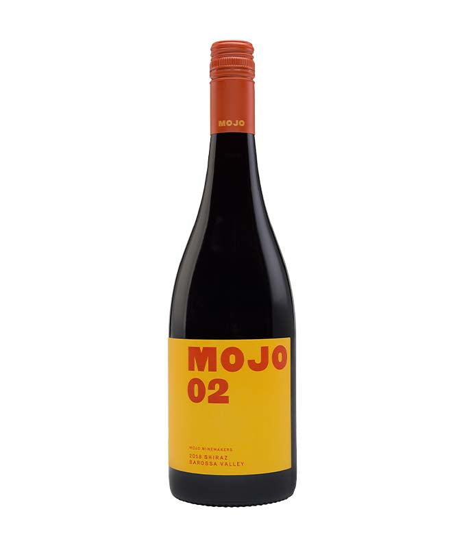 Mojo Barossa Valley Shiraz 2018