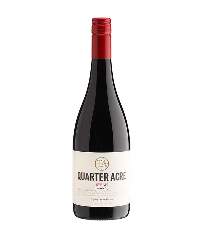 Quarter Acre Hawkes Bay Syrah 2018