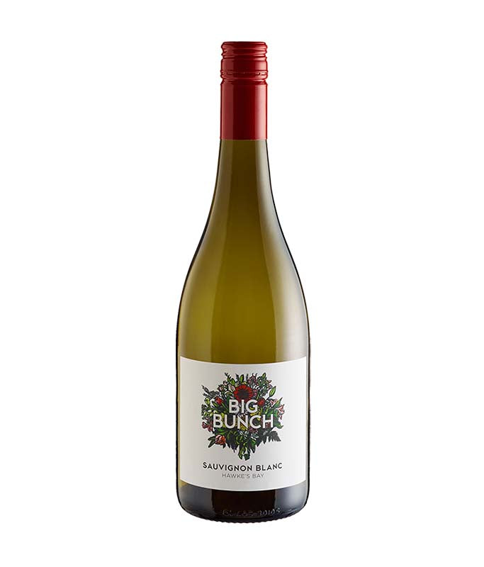 Big Bunch Hawkes Bay Sauvignon Blanc 2019