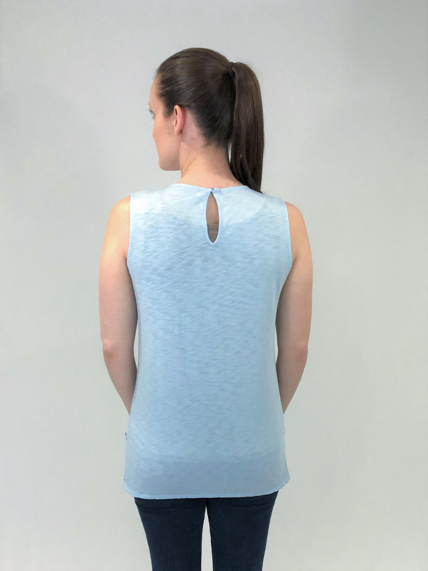 Women's Tank Top High Neck
