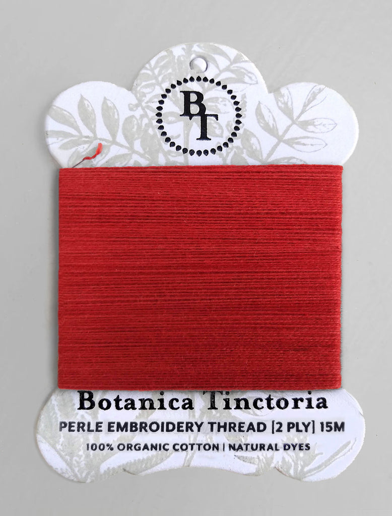 Perle Cotton Embroidery Thread