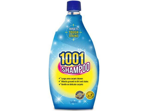 1001 - 1001 Shampoo 500ml Carpet Cleaner | Snape & Sons