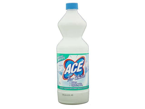 Ace - Ace for Whites Laundry Bleach Fabric Stain Removers | Snape & Sons