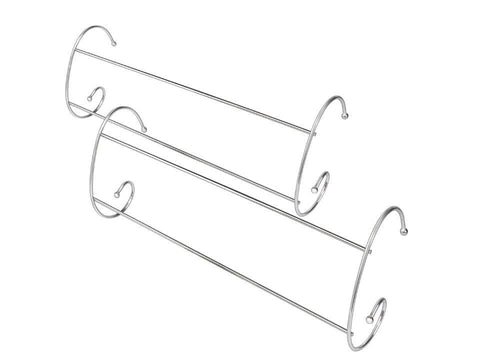 Addis - Chrome Radiator Airer x 2 Clothes Airers | Snape & Sons