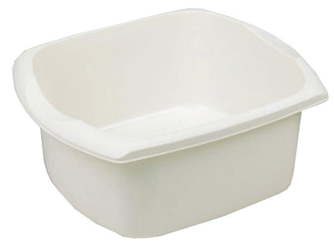 Addis - Small Linen Rectangular Bowl Washing Up Bowls | Snape & Sons