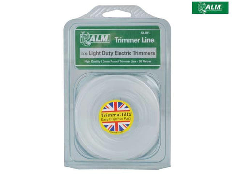 ALM - Light Electric Trimmer Line 30m Trimmer Spares | Snape & Sons
