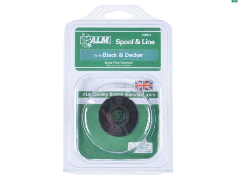 ALM - Trimmer Spool & Line | Black & Decker A6053 Trimmer Spares | Snape & Sons
