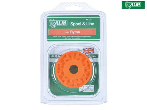 ALM - Trimmer Spool & Line | Flymo FLY020 Trimmer Spares | Snape & Sons