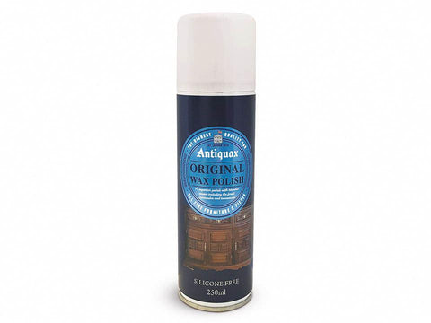 Antiquax - Wax Polish Aerosol 250ml Furniture Polish | Snape & Sons