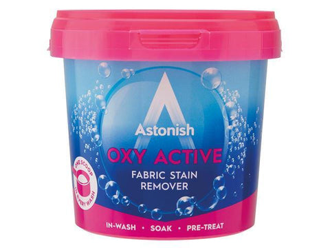 Astonish - Oxi Action Stain Remover 500g Fabric Stain Removers | Snape & Sons