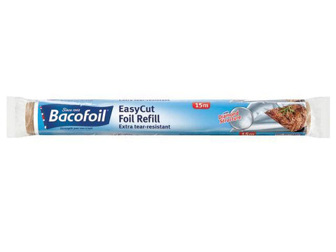 Baco - Easy Cut Foil Refill 300mm x 15m Tin Foil | Snape & Sons