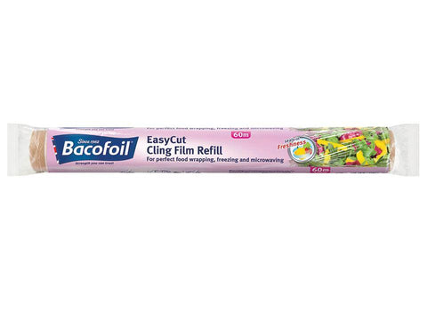 Baco - EasyCut Cling Film Refill x 60m Cling film | Snape & Sons