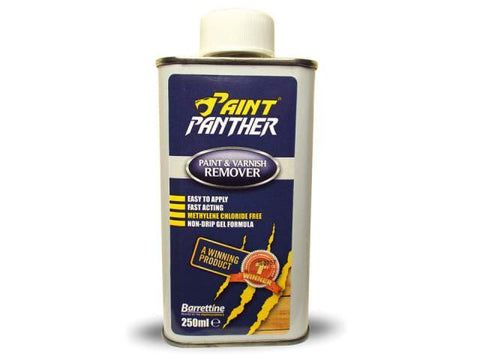 Barrettine - Paint Panther Paint Stripper 250ml Paint Strippers | Snape & Sons