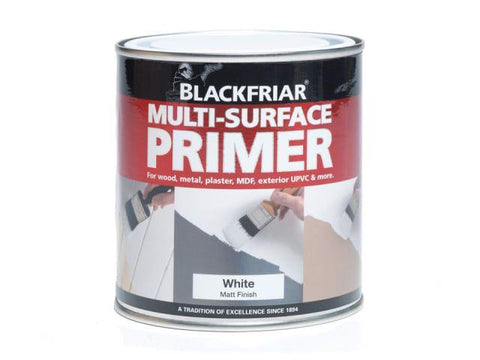 Blackfriars - Multi Surface Primer 500ml Primers & Sealers | Snape & Sons