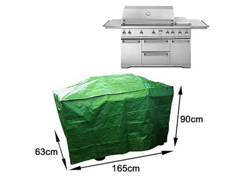 Bosmere - Reversible Kitchen BBQ Cover Furniture Covers | Snape & Sons
