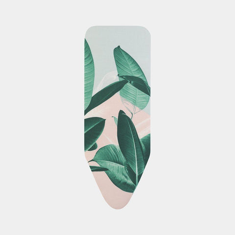Brabantia - Cotton Board Cover Size-C Tropical Leaves Ironing Board Covers | Snape & Sons