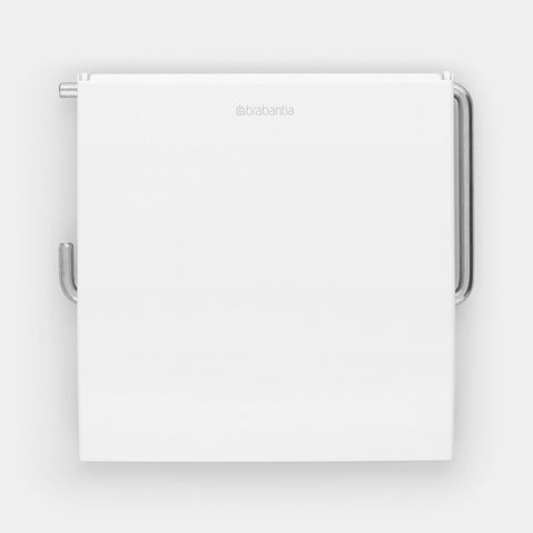Brabantia - ReNew White Toilet Roll Holder Toilet Roll | Snape & Sons