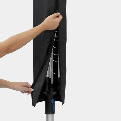 Brabantia - Rotary Cover Black Rotary Airer Covers | Snape & Sons