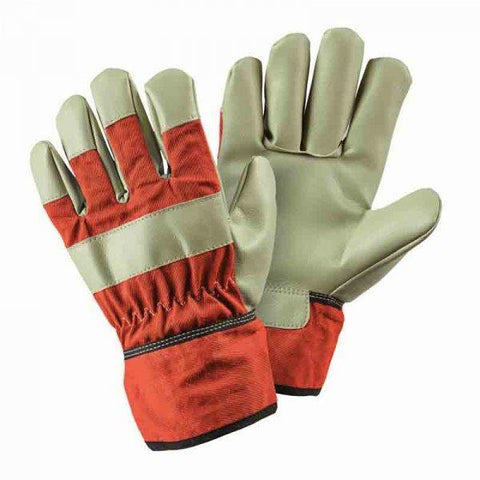Briers - Rigger Gloves Junior 4-7yrs Gardening Gloves | Snape & Sons