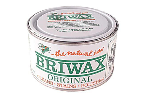 Briwax - Wax Polish Spanish Mahogany 400g Wax Polish | Snape & Sons