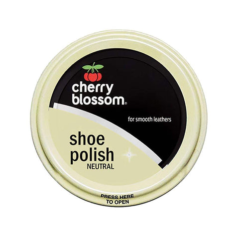 Cherry Blossom - Shoe Polish Neutral 50ml Shoe Polish & Cleaners | Snape & Sons