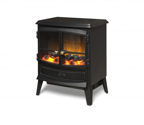 Dimplex - SpringBorne Optiflame Remote Controlled Stove Electric Stoves | Snape & Sons