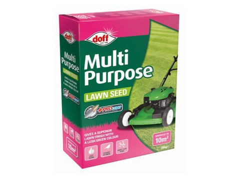 Doff - Multi Purpose Lawn Seed 250g Lawn Seed | Snape & Sons