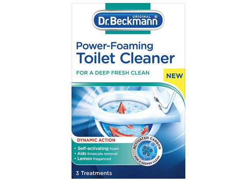 Dr. Beckmann - Foaming Toilet Cleaner 100g Toilet Cleaners | Snape & Sons