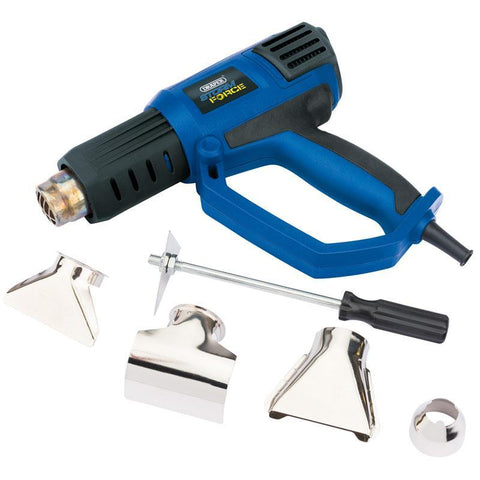 Draper Storm Force - Hot Air Heat Gun 2000W Heat Guns | Snape & Sons