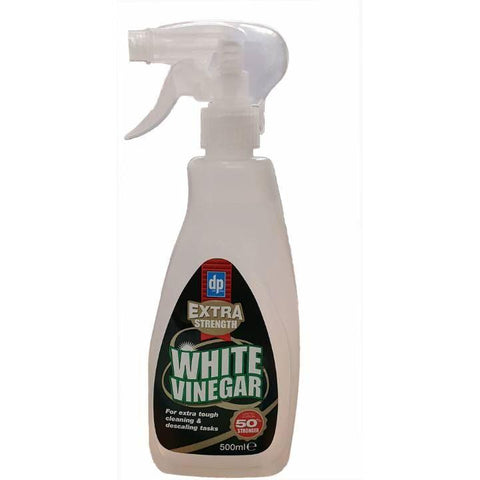 Dri-Pak - Extra Strength White Vinegar 500ml Natural Cleaning Products | Snape & Sons