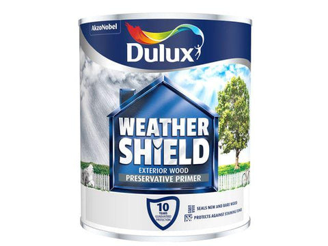 Dulux - Weathershield Primer+ Preserver 750ml Primers & Sealers | Snape & Sons