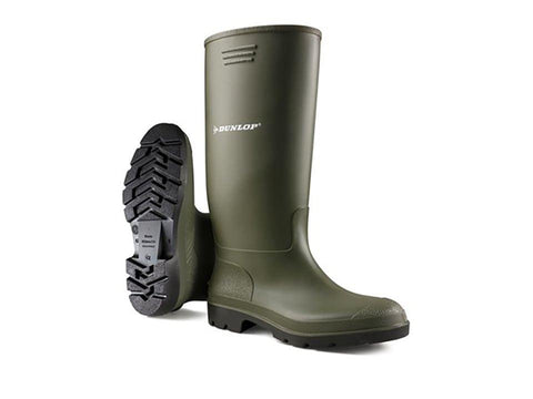 Dunlop - Pricemaster Wellington Boots Size 3 Wellington Boots | Snape & Sons