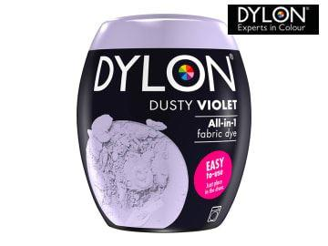 Dylon - Machine Dye Pod Dusty Violet Fabric Dyes | Snape & Sons
