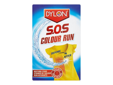 Dylon - SOS Colour Run Remover Fabric Stain Removers | Snape & Sons