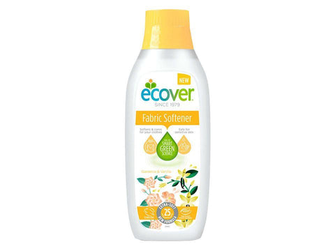 Ecover - Fabric Conditioner Gardenia & Vanilla 750ml 4003935 Fabric Softeners | Snape & Sons