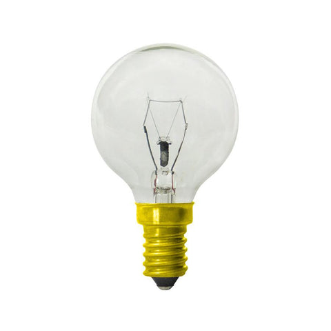 Eveready - 40W Golf Oven Bulb E14/SES Appliance Bulbs | Snape & Sons