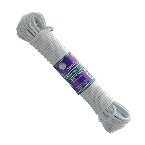 Everlasto - 20m Kleenwash PVC Clothes Line Washing Lines | Snape & Sons