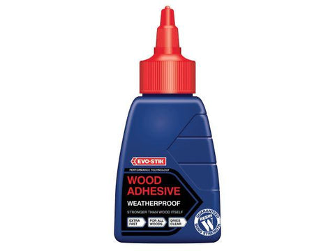 Evo-Stik - Resin Wood Adhesive Exterior 500ml Wood Adhesives | Snape & Sons