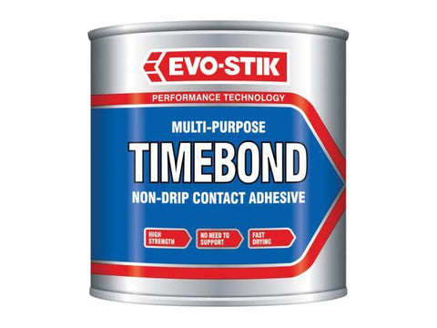 Evo-Stik - Time Bond Contact Adhesive 250ml Contact Adhesives | Snape & Sons