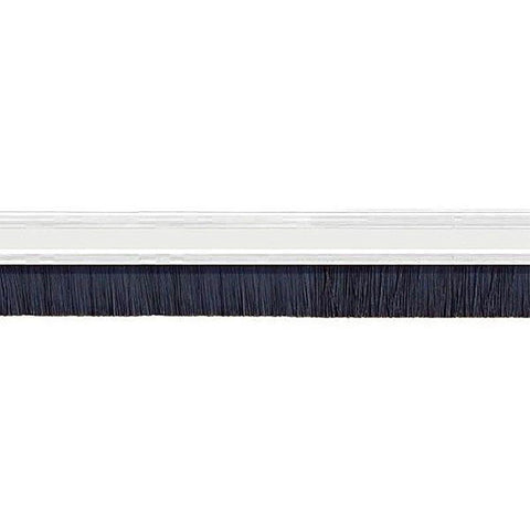 Exitex - Door Brush-strip White 914mm Draught Proofing | Snape & Sons